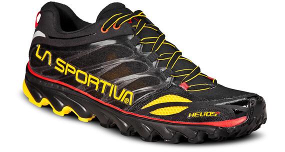 La Sportiva Helios SR Shoes Black/Yellow
